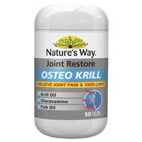 Nature's Way Joint Restore Osteo Krill 50caps