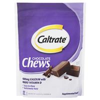 Caltrate Chocolate Soft Chews 60