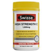 Swisse Vitamin C 1000mg 150 Tablets