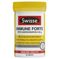 Swisse Immune Forte 60 Tablets