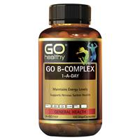 GO Healthy B Complex 1 A Day 120 Vege Capsules