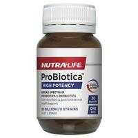 Nutra-Life Probiotica High Potency 30 Capsules
