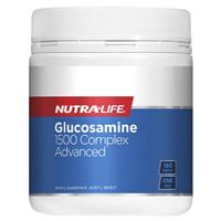 Nutra-Life Glucosamine 1500 Complex Advanced 180 Tablets