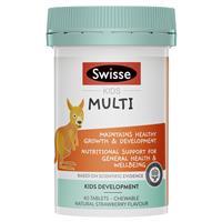 Swisse Kids Multi 60 Tablets