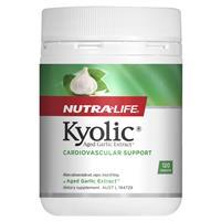 Nutra-Life Kyolic Aged Garlic Extract 120 Capsules