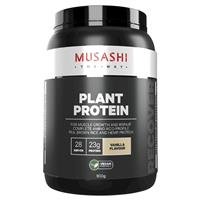 Musashi Plant Protein Vanilla 900g