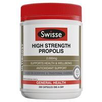Swisse Propolis 2000mg 300 Capsules