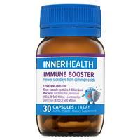 Inner Health Adults Immune Booster 30 Capsules