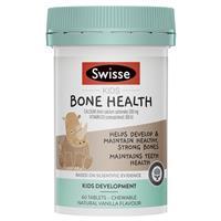 Swisse Kids Bone Health 60 Tablets
