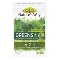 Nature's Way SuperFoods Greens Plus 100g