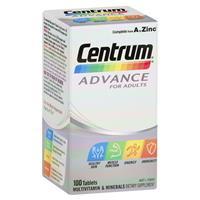 Centrum Advance 100 Tablets