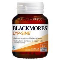 Blackmores Lypsine 30 Tablets