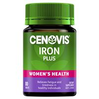 Cenovis Iron Plus 80 Tablets