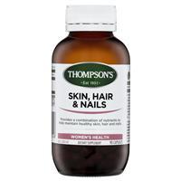 Thompson's Skin, Hair & Nails 90 Capsules