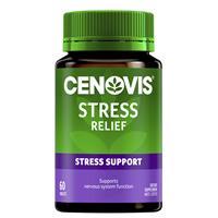 Cenovis Stress Relief 60 Tablets