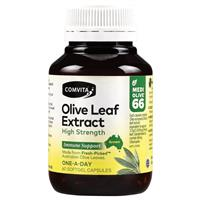 Comvita Olive Leaf Extract High Strength 60 Capsules