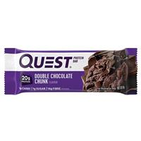 Quest Protein Bar Double Chocolate Chunk 60g