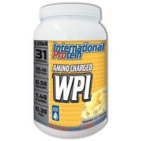 International Protein Amino Charged WPI Banana 1.25kg
