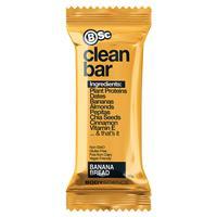 BSc Clean Plant Protein Bar Banana Bread 50g