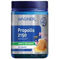 Wagner Propolis 2150 200 Capsules