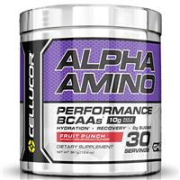 Cellucor Alpha Amino Gen4 Fruit Punch 30 Serve