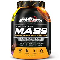 VitalStrength Hardgainer Mass Rapid Building Protein Chocolate Blast 2kg