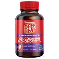 Deep Heat Glucosamine & Chondroitin 120 Tablets