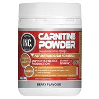 INC Carnitine Powder 150g