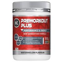 INC Preworkout Plus Watermelon 300g