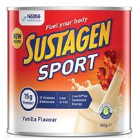 Sustagen Sport Vanilla 900g