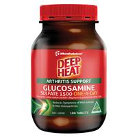 Deep Heat Glucosamine 1500 One-a-Day 180 Tablets