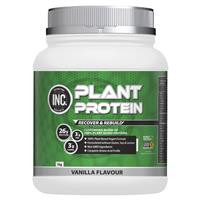 INC Plant Protein Vanilla 1kg