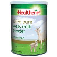 Healtheries Goats Milk Powder 450g