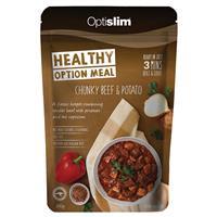 Optislim Healthy Option Meal Chunky Beef & Potato 300g
