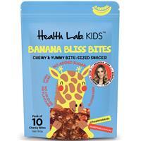 Health Lab Kids Bliss Bites Banana 10x15g