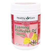 Healthy Care Evening Primrose Oil 1000mg 400 Capsules