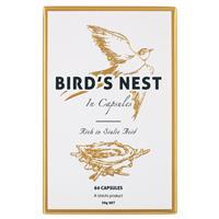 Unichi Birds Nest 60 Capsules Online Only