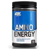 Optimum Nutrition Amino Energy Blue Raspberry 30 Serve 270g Online Only