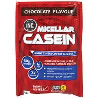 INC Micellar Casein Chocolate 40g Single Serve Sachet