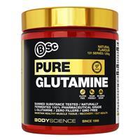 BSc Pure Glutamine 250g