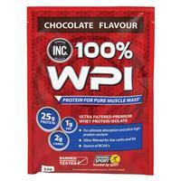 INC 100% WPI Chocolate 32g Single Serve Sachet