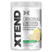 Xtend BCAA Lemon Lime Squeeze 30 Serves