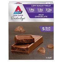 Atkins Endulge Milk Choc 30g 5 Pack
