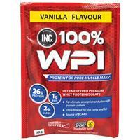 INC 100% WPI Vanilla 32g Single Serve Sachet