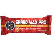 INC Shred Max Pro Bar Peanut Flavour