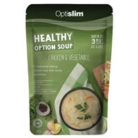 Optislim Healthy Option Soup Chicken and Vegetable 300g