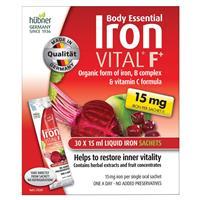 Body Essential Iron Vital F+ Liquid Sachets