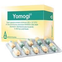 Yomogi Saccharomyces Boulardii 20 Capsules Online Only