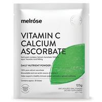 Melrose Vitamin C Calcium Ascorbate Powder 125g