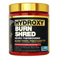 BSc HydroxyBurn Shred Neuro-Thermogenic 300g Blue Lemonade